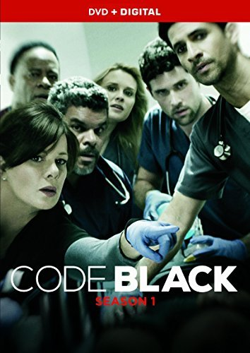 Code Black Season 1 DVD