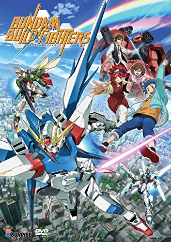 Gundam Build Fighters Complete Collection DVD