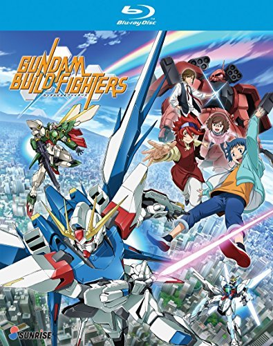 Gundam Build Fighters Complete Collection Blu Ray
