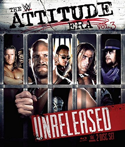 Wwe Attitude Era Unreleased Volume 3 Blu Ray