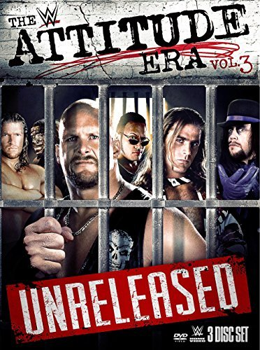 Wwe Attitude Era Unreleased Volume 3 DVD