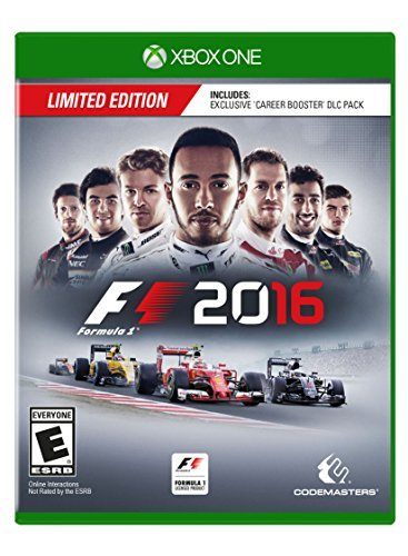 Xbox One F1 2016 (day 1 Edition)