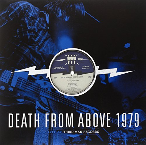 Death From Above 1979 Live From Third Man Records