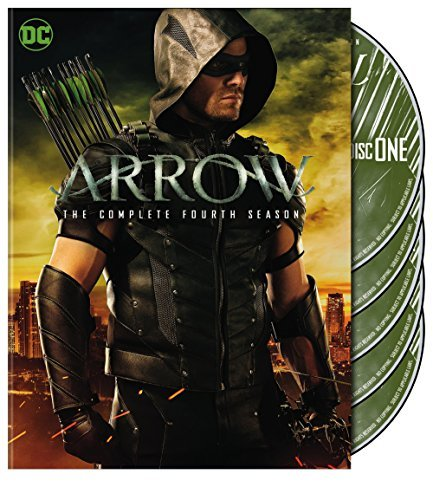 Arrow Season 4 DVD