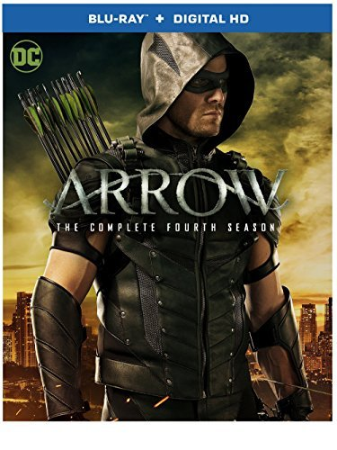 Arrow Season 4 Blu Ray