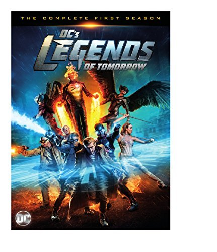 Dc's Legends Of Tomorrow Season 1 DVD