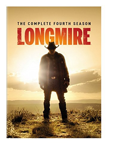 Longmire Season 4 DVD