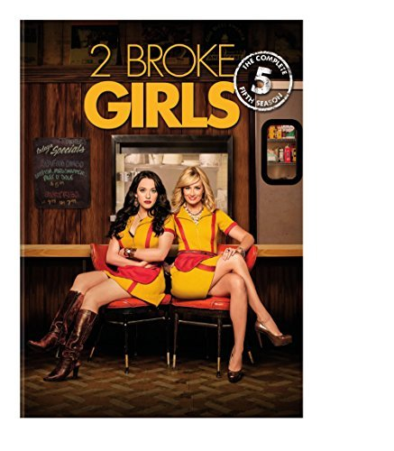 2 Broke Girls Season 5 DVD