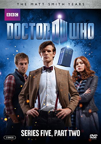 Doctor Who Series 5 Part 2 DVD