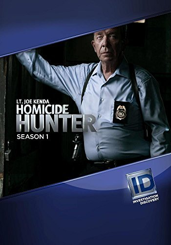 Homicide Hunter Lt. Joe Kenda Season 1 DVD Mod This Item Is Made On Demand Could Take 2 3 Weeks For Delivery