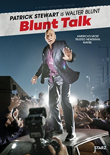 Blunt Talk Season 1 DVD