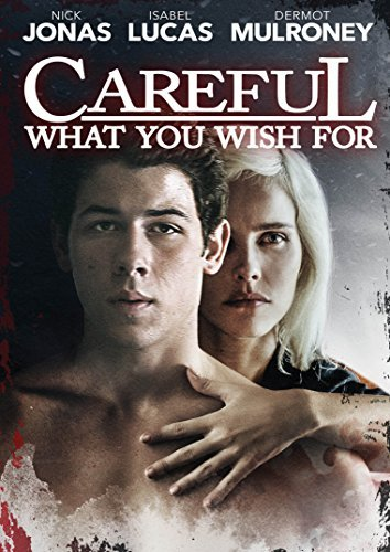Careful What You Wish For Jonas Lucas Mulroney DVD R
