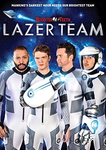 Lazer Team Lazer Team DVD Pg13