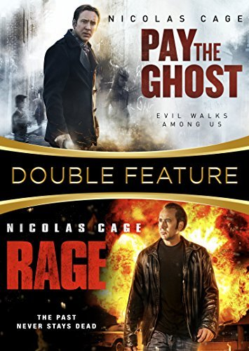 Rage Pay The Ghost Nicolas Cage Double Feature DVD Nr
