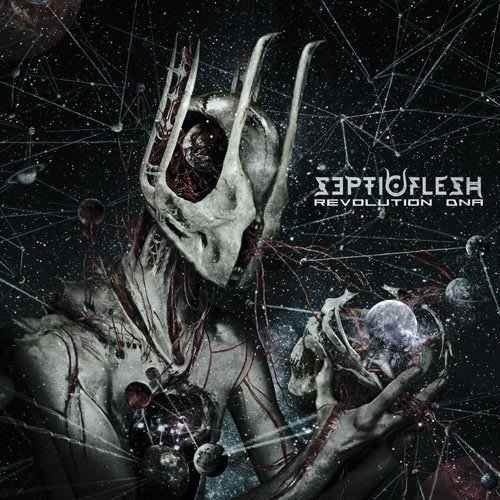 Septicflesh Revolution Dna 2lp