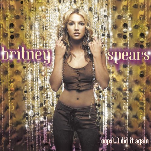 Spears Britney Oops! I Did It Again