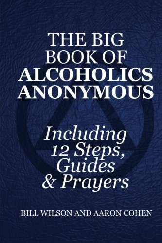 Bill Wilson The Big Book Of Alcoholics Anonymous ( Including 1
