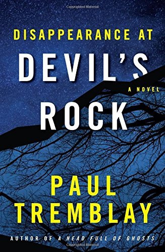 Paul Tremblay Disappearance At Devil's Rock