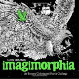 Kerby Rosanes Imagimorphia An Extreme Coloring And Search Challenge