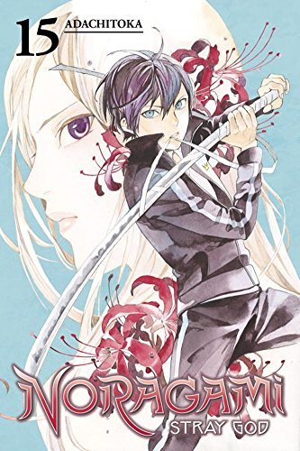 Adachitoka Noragami Stray God Volume 15