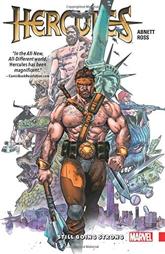 Dan Abnett Hercules Still Going Strong