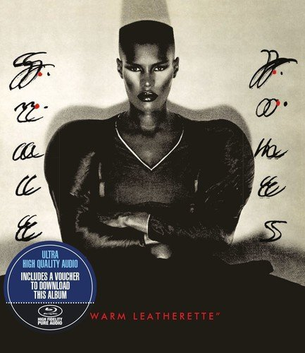 Grace Jones Warm Leatherette Deluxe Editi Import Eu Deluxe Ed.