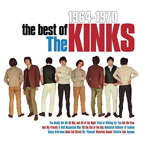The Kinks Best Of The Kinks 1964 1970