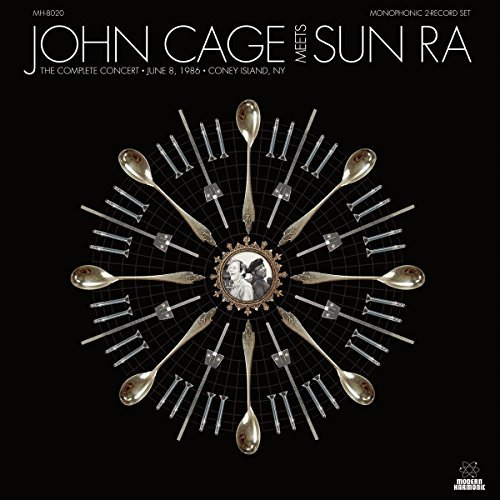 John Cage & Sun Ra Complete Performance