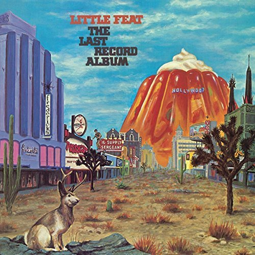 Little Feat Last Record Album