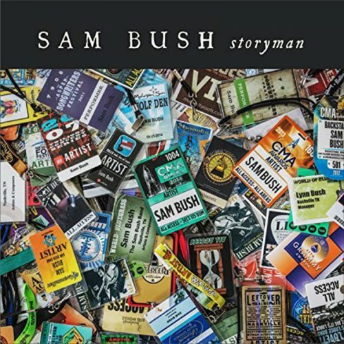 Sam Bush Storyman