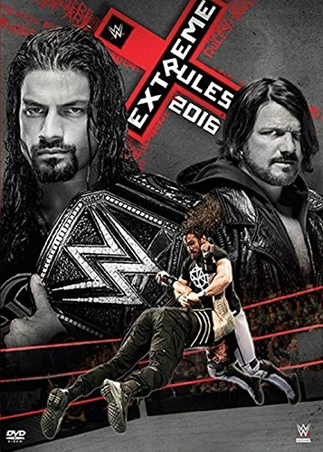 Wwe Extreme Rules 2016 DVD