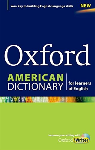 Oxford University Press Oxford American Dictionary For Learners Of English