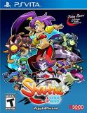 Playstation Vita Shantae Half Genie Hero Risky Beats Edition