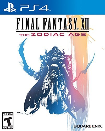 Ps4 Final Fantasy Xii Zodiac Age