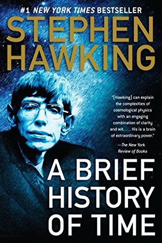Stephen Hawking A Brief History Of Time Turtleback Scho
