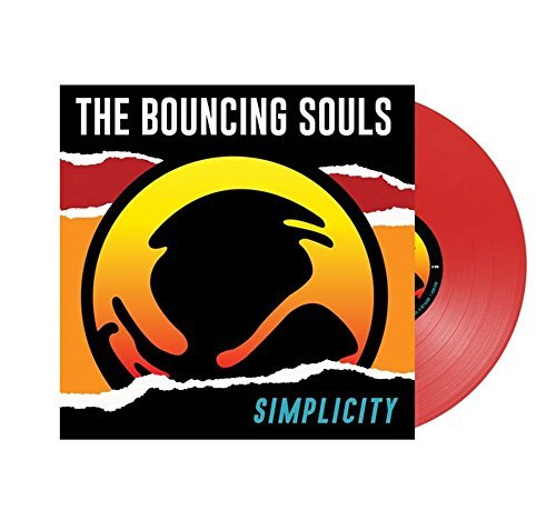 Bouncing Souls Simplicity (red Vinyl) Blood Red Vinyl Download Gatefold Limited To 500
