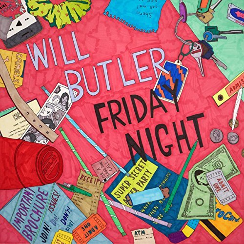 Will Butler Friday Night