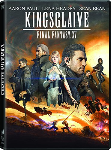 Final Fantasy Xv Kingsglaive Final Fantasy Xv Kingsglaive DVD