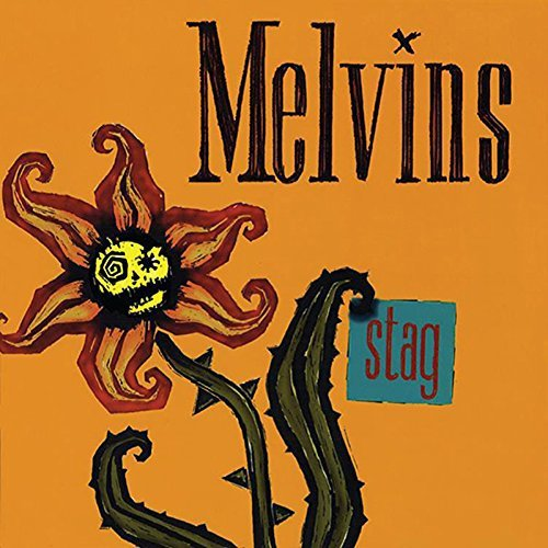 Melvins Stag 2 Lp 180 Gram First Time On Double Vinyl Analog Tape Masters Gatefold