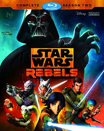 Star Wars Rebels Season 2 Blu Ray