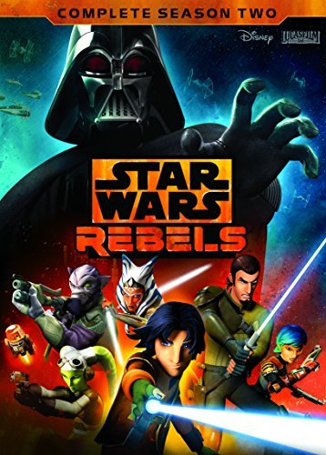 Star Wars Rebels Season 2 DVD