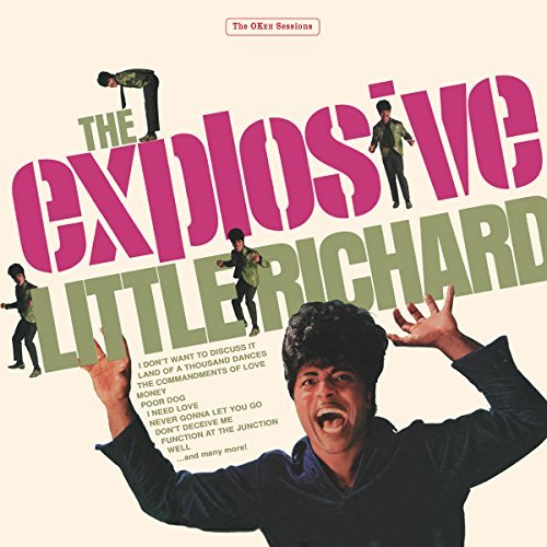 Little Richard Explosive Little Richard