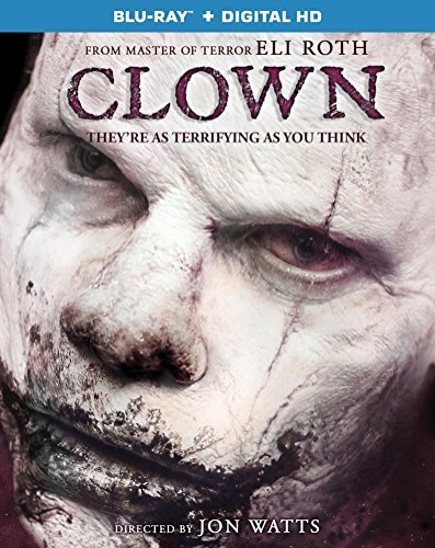Clown Powers Allen Stormare Blu Ray R