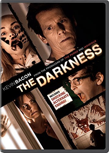 Darkness Bacon Mitchell DVD Pg13