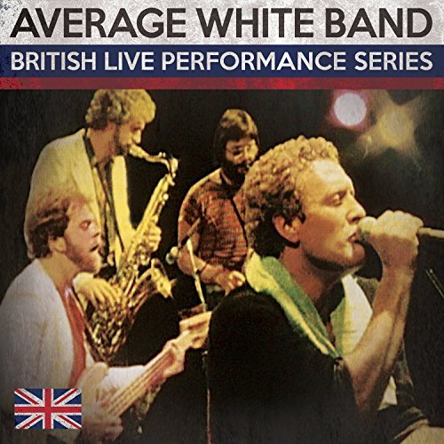 Average White Band British Live Performance Serie