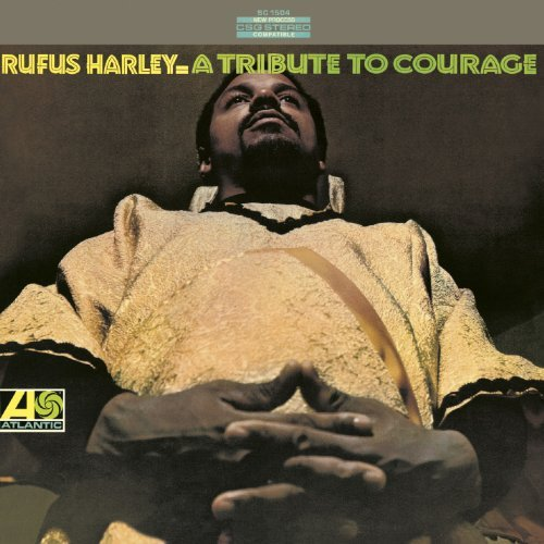 Rufus Harley Tribute To Courage Import Eu