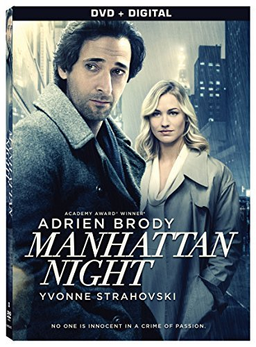 Manhattan Night Brody Strahovski DVD Dc R