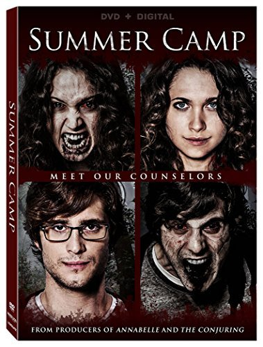 Summer Camp Boneta Walsh DVD Dc R