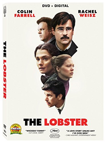 Lobster Farrell Weisz Reilly DVD Dc R