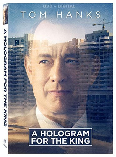 A Hologram For The King Hanks Choudhury Black DVD Dc R